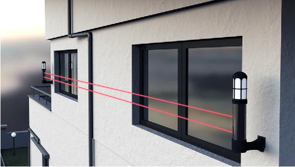 Alarmas Guardián - Barreras fotoelectricas