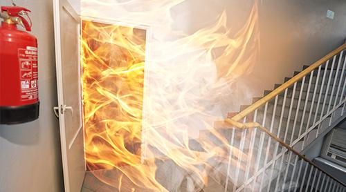 Alarmas Guardián - Extinción de incendios